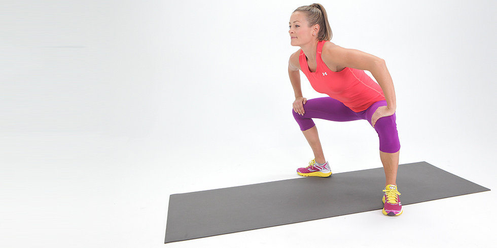 Tone Your Lower Body With Gate Swings