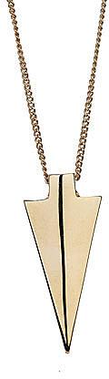 Arrow head pendant necklace