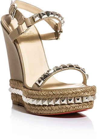 Christian Louboutin Cataclou 140mm studded sandals
