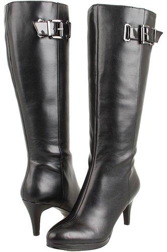 Bandolino - Jeney (Black Leather) - Footwear