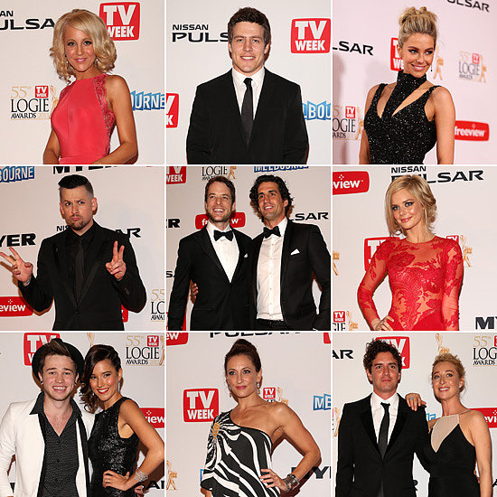 See All the Celebrity Red Carpet Arrivals at the 2013 Logies