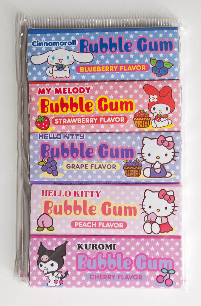 Hello Kitty Bubble Gum
