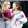 Jennifer Garner Carries Violet in LA After Easter Weekend