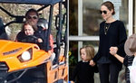 Video: Angelina and Brad's Easter Weekend With the Kids, Cory in Rehab, and More Top Headlines