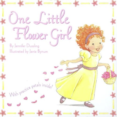 Flower Girl and Ring Bearer Books