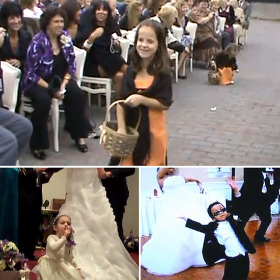 Little Guests, Big Laughs: 6 Hilarious Wedding Moments Caught on Film