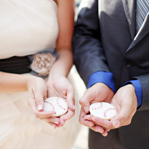 Baseball Wedding Ideas