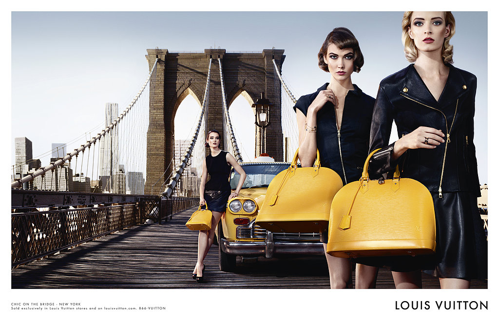 Louis Vuitton's Chic on the Bridge