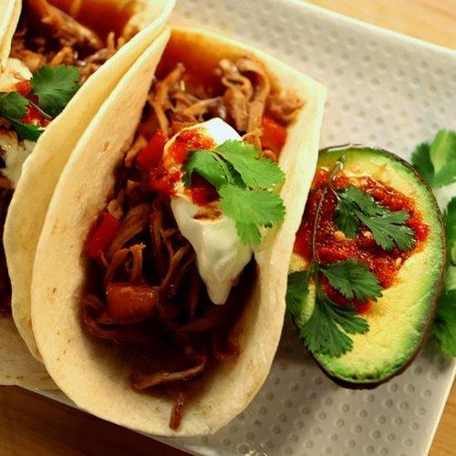 Filipino Tacos Recipe | Video