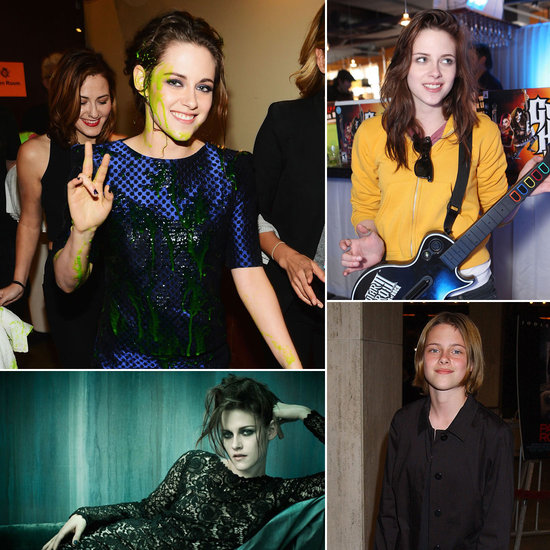 Kristen Stewart Turns 23 — See Her Grow From Child Star to Sexy Starlet!