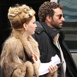 Jennifer Lawrence and Bradley Cooper With Perms | Video