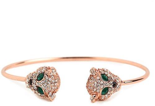 Rose Ice Jaguar Bangle