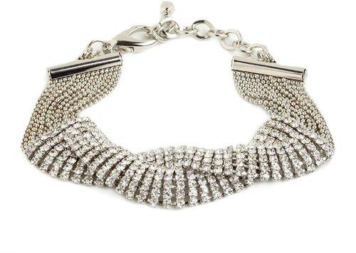Ice Twist Bracelet