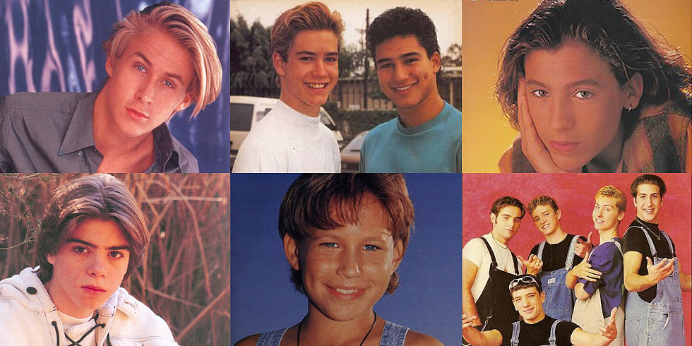 Our Favorite '90s Heartthrobs Model the Decade's Hottest Trends