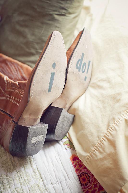 I Do! Boots