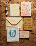 Rustic Country Invites
