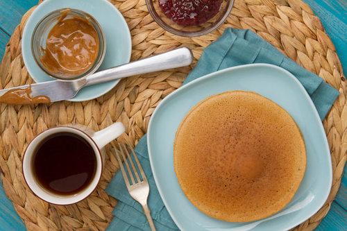 5 Ingredient Grain-free Pancakes