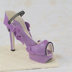 Wedding Stiletto Cake