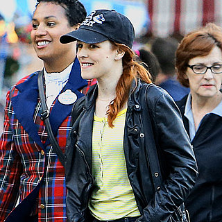 Rachel McAdams Red Hair at Disneyland (Pictures)