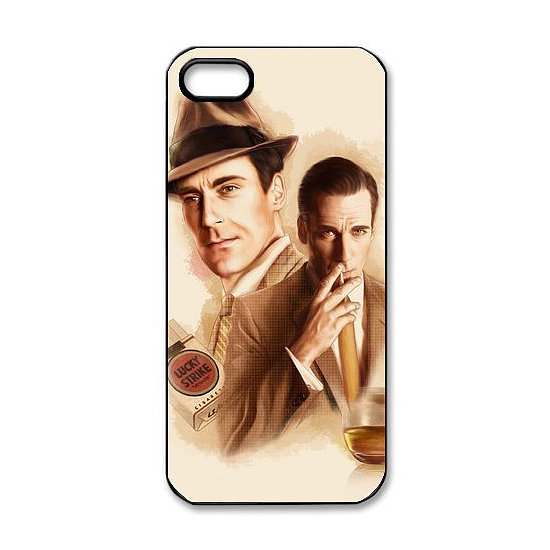 Is it Don Draper or Dick Whitman? Either way, get your fill of the main character thanks to this Mad Men iPhone 5 Case ($22).