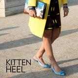 Kitten Heel