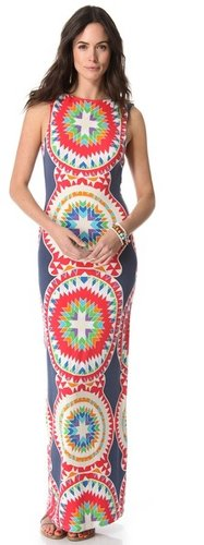 Mara hoffman Pow Wow Cover Up Maxi Dress