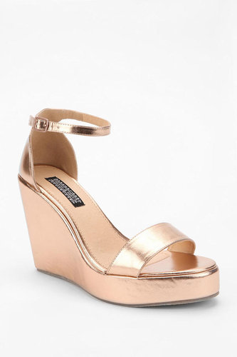 Deena & Ozzy Classic Wedge Sandal