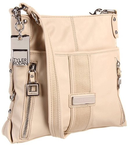 TYLER RODAN - West End II Crossbody (Shell/Shell) - Bags and Luggage