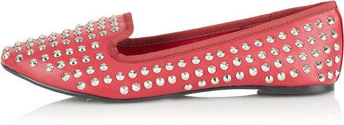 MAVERIQ Heavy Studded Slippers