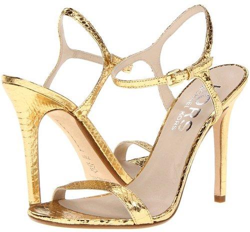 KORS Michael Kors - Mikaela (Black Patent) - Footwear