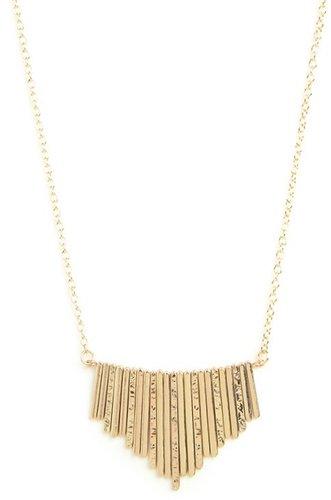 Gold Buren Pendant