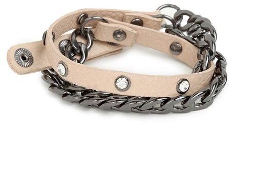 Ivory Chain Wrap