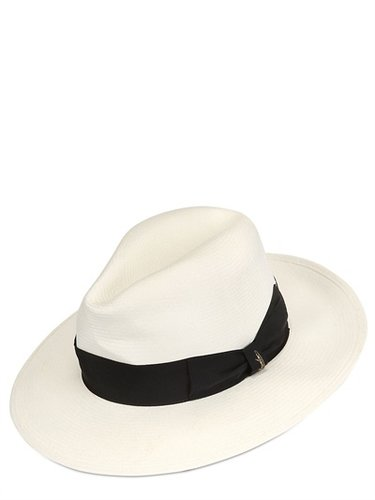 Panama Large Brim Straw Hat