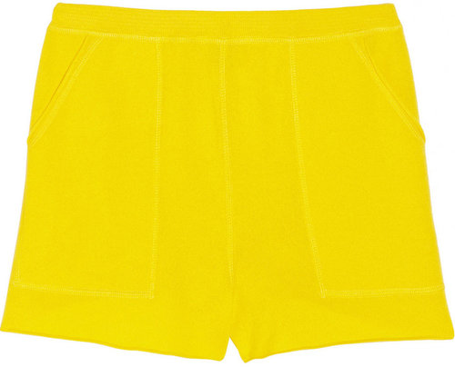 Tomas Maier Saint Tropez cashmere shorts
