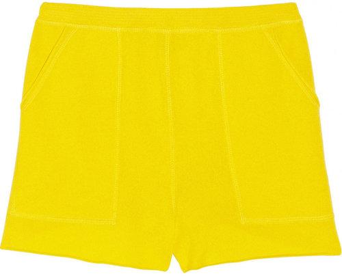 Tomas Maier Saint Tropez cashmere shorts