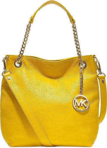 MICHAEL Michael Kors Handbag, Jet Set Medium Shoulder Tote
