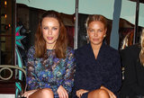 Lara Bingle and Jessica McNamee Sit Front Row at Rebecca Vallance
