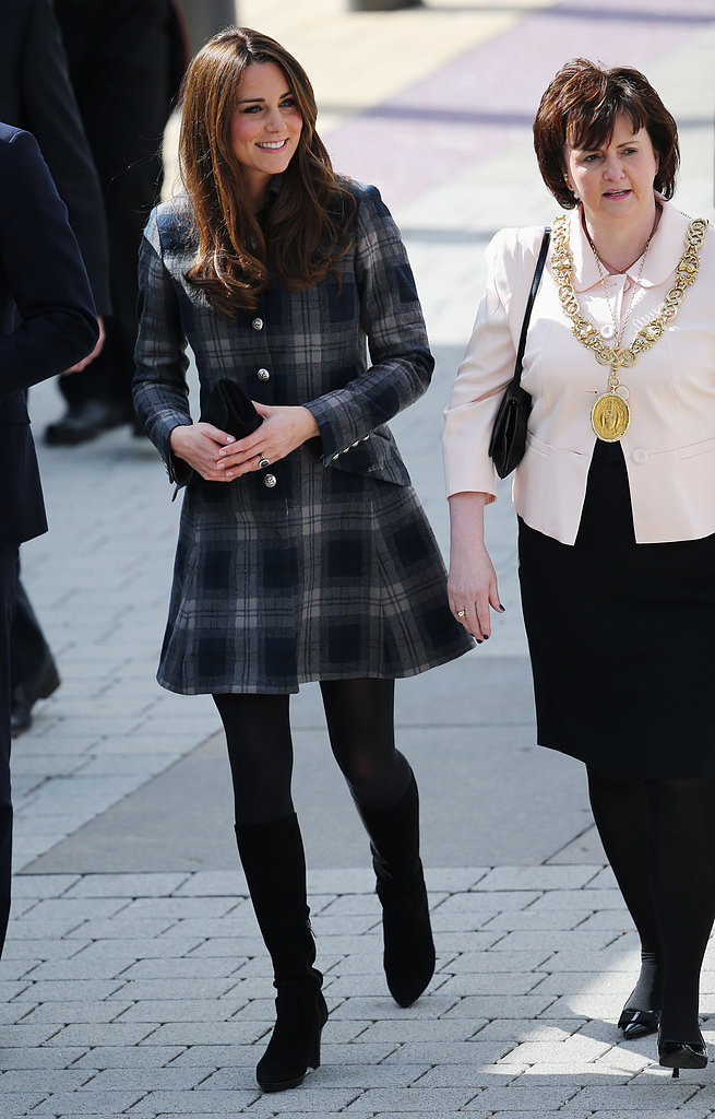 Kate Middleton Glows in Glasgow During Royal Visit With Prince William