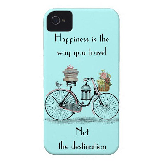 The motif is just as sweet as the message when it comes to this iPhone 4/4S cover ($44).
