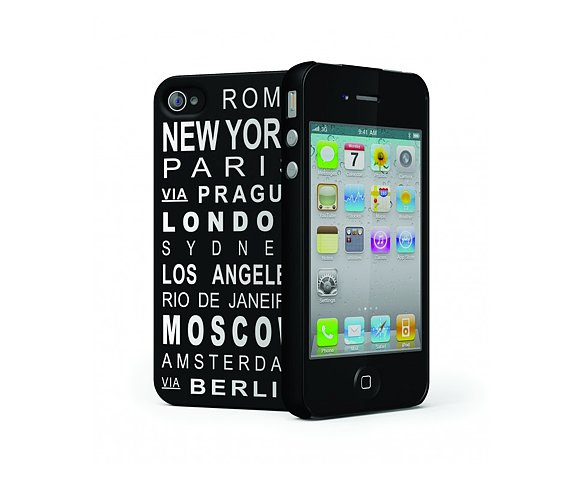 Count off all the cities you've visited with the nomad 4/4S iPhone case ($16, originally $19).