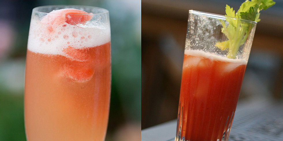 How to Make Your Favorite Brunch Cocktails — Healthier!