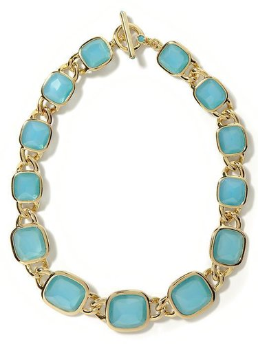 Candy link necklace
