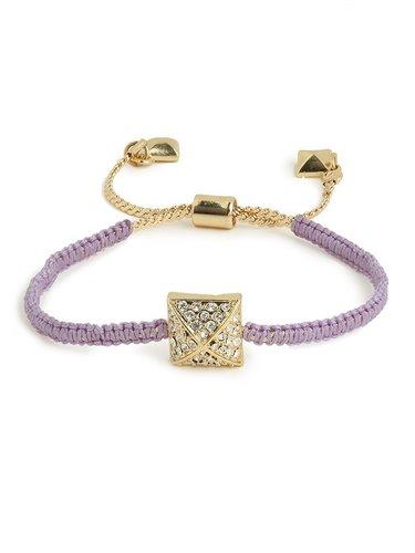 Lilac Square Wrap