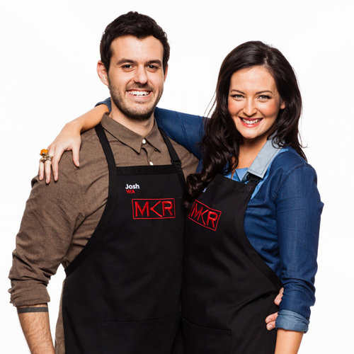 My Kitchen Rules 2013: Josh and Andi Elimination Interview