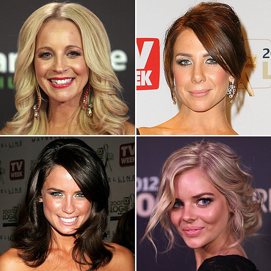 Beauty Spotlight: Our Logies Golden Girls