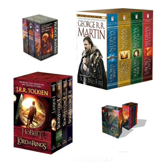 Essential Geek Reads: Epic Fantasy Series