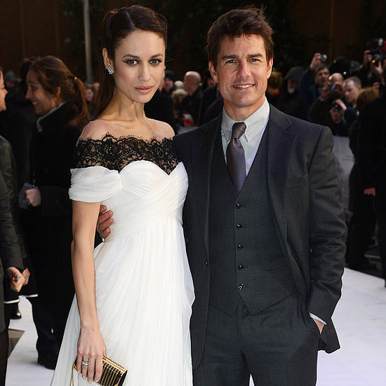 Everybody, please meet our new style crush: Olga Kurylenko.