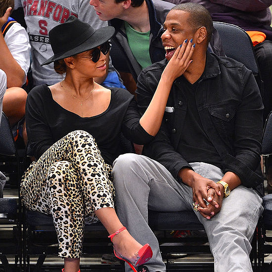 Is there a better way to celebrate Beyoncé and Jay-Z's fifth wedding anniversary than by showcasing their most stylish moments?