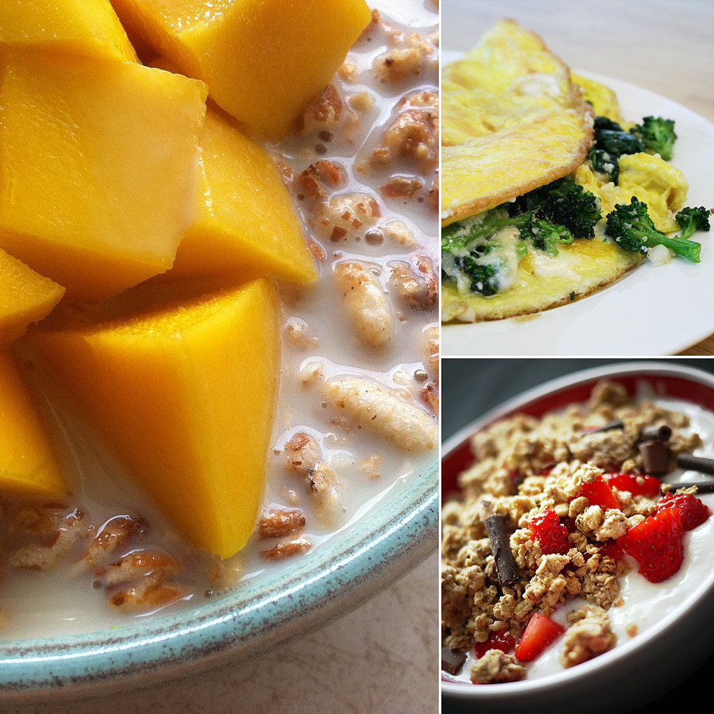 Skip the Scone! Low-Sugar Breakfast Ideas With Under 30 Grams