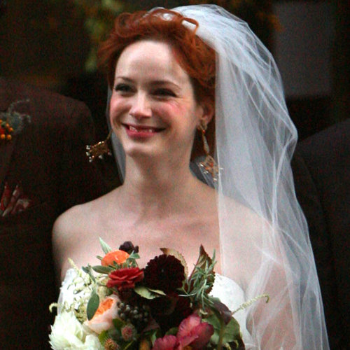 Celebrity Wedding Bouquets